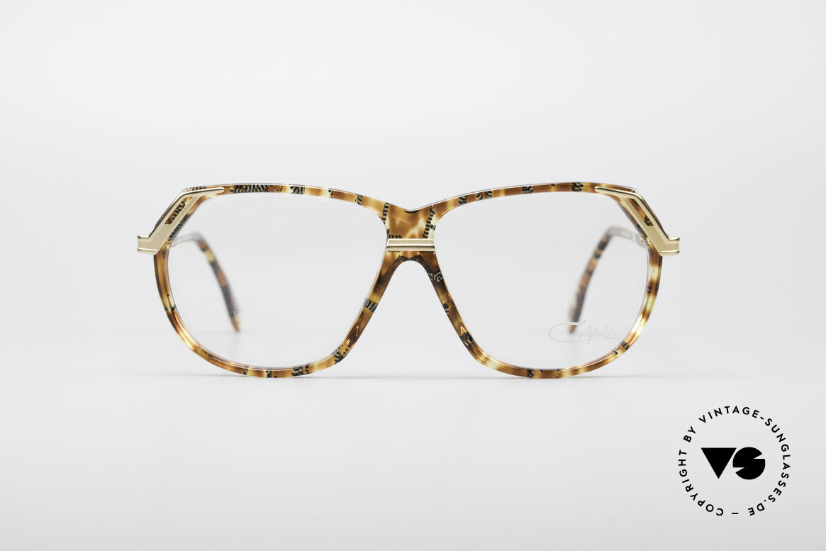 Cazal 339 No Retro 90's Vintage Specs, really impressive color effects in the frame, Made for Women