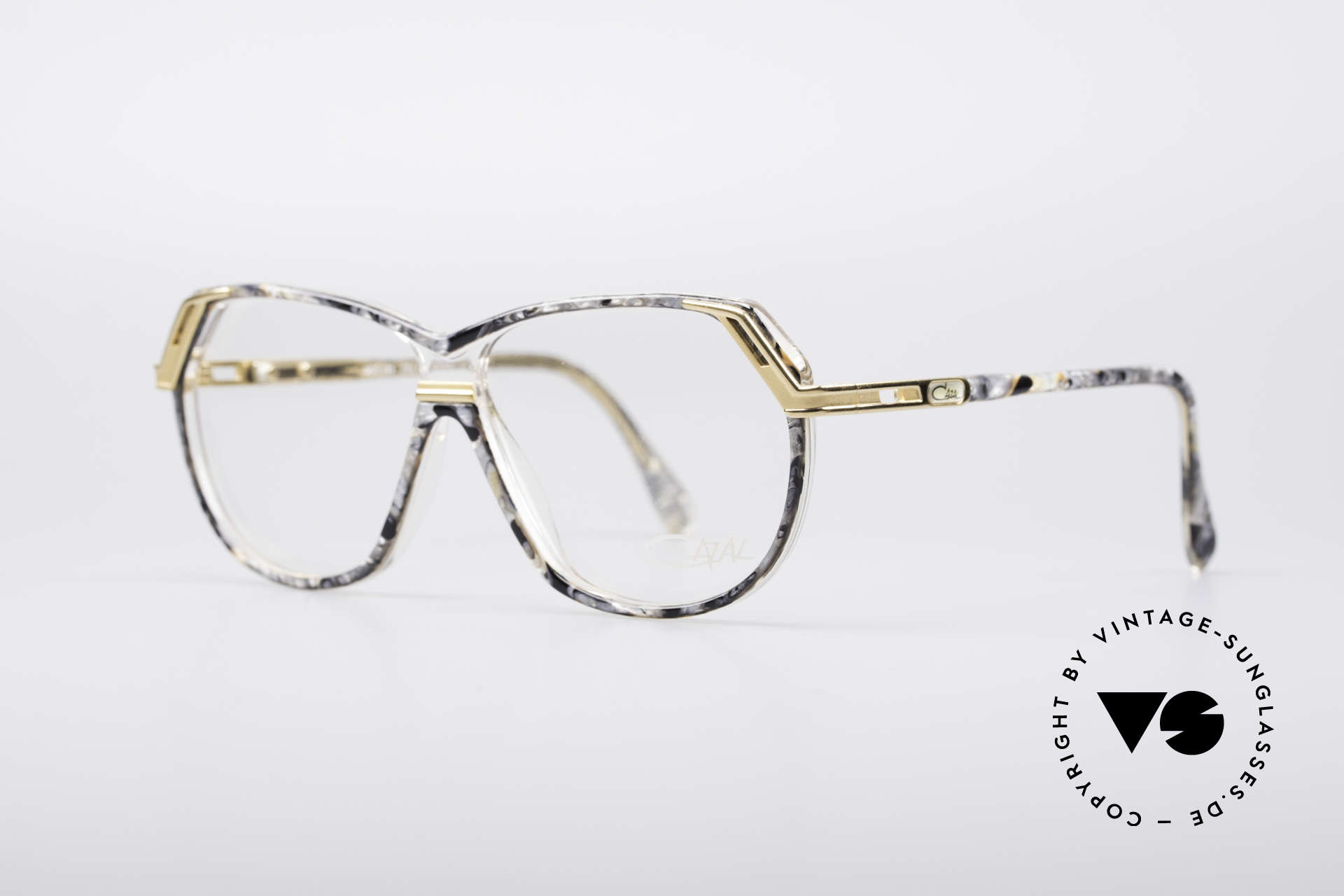 Cazal 339 No Retro 90's Vintage Specs, truly unique and fancy - a real 'eye-catcher', Made for Women