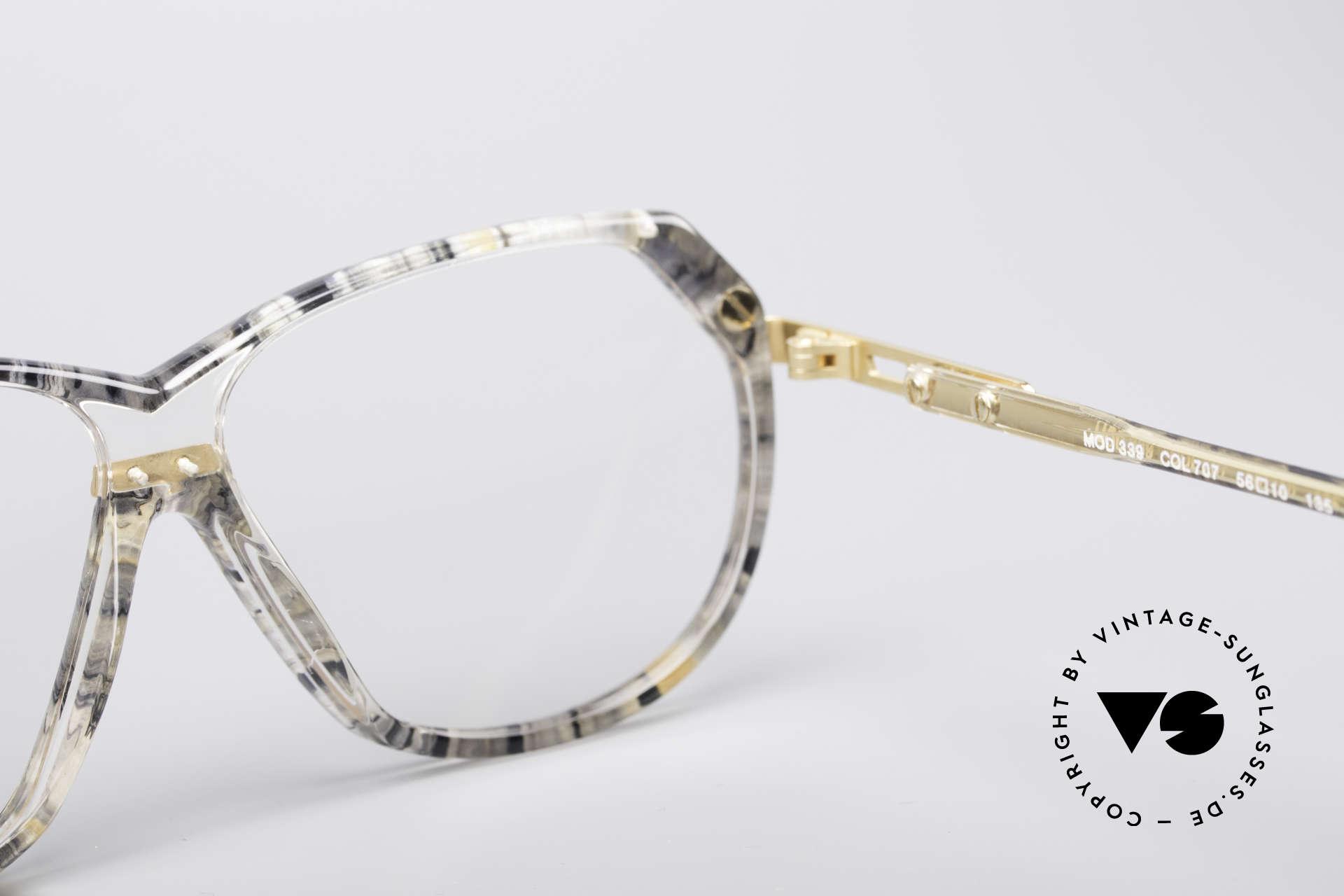 Cazal 339 No Retro 90's Vintage Specs, Size: small, Made for Women