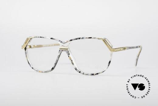 Cazal 339 90's Vintage Designer Specs Details