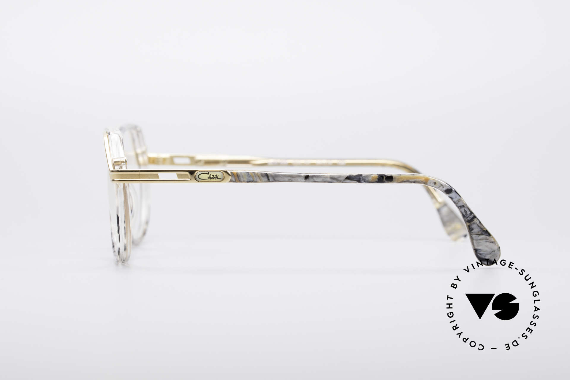 Cazal 339 90's Vintage Designer Specs, NO retro glasses, but an authentic old rarity, Made for Women