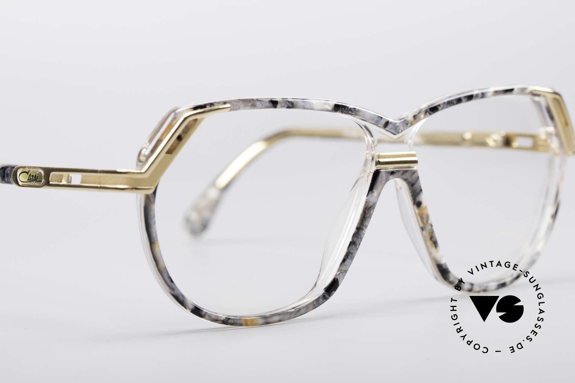 Cazal 339 90's Vintage Designer Specs, frame (S size 54/10) can be glazed optionally, Made for Women