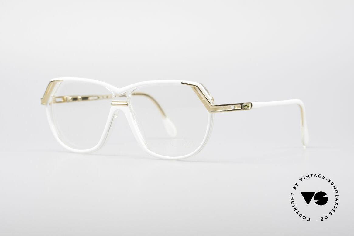 Cazal 339 90's Vintage Designer Specs, truly unique and fancy - a real 'eye-catcher', Made for Women