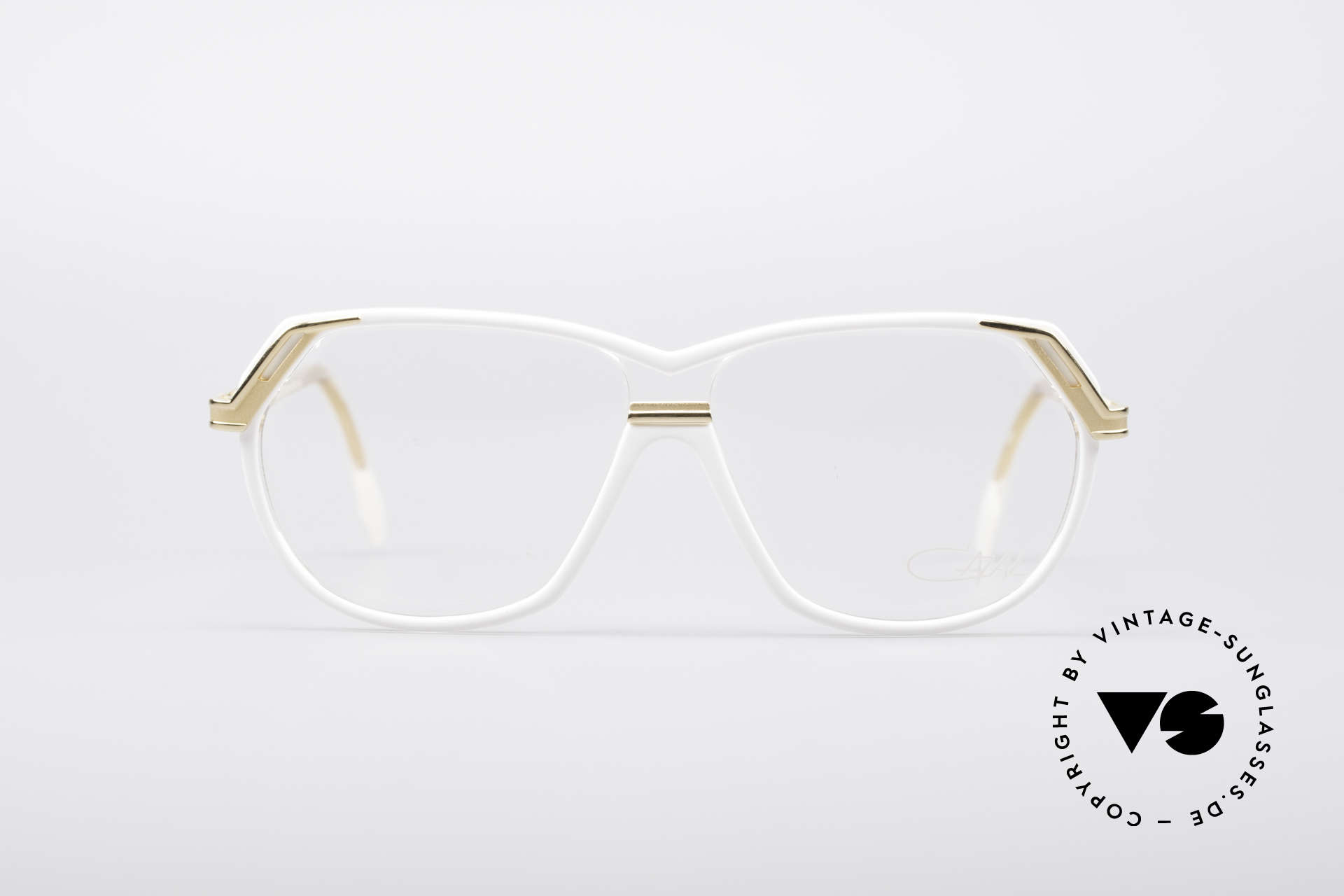 Cazal 339 90's Vintage Designer Specs, great combination of materials and colors, Made for Women