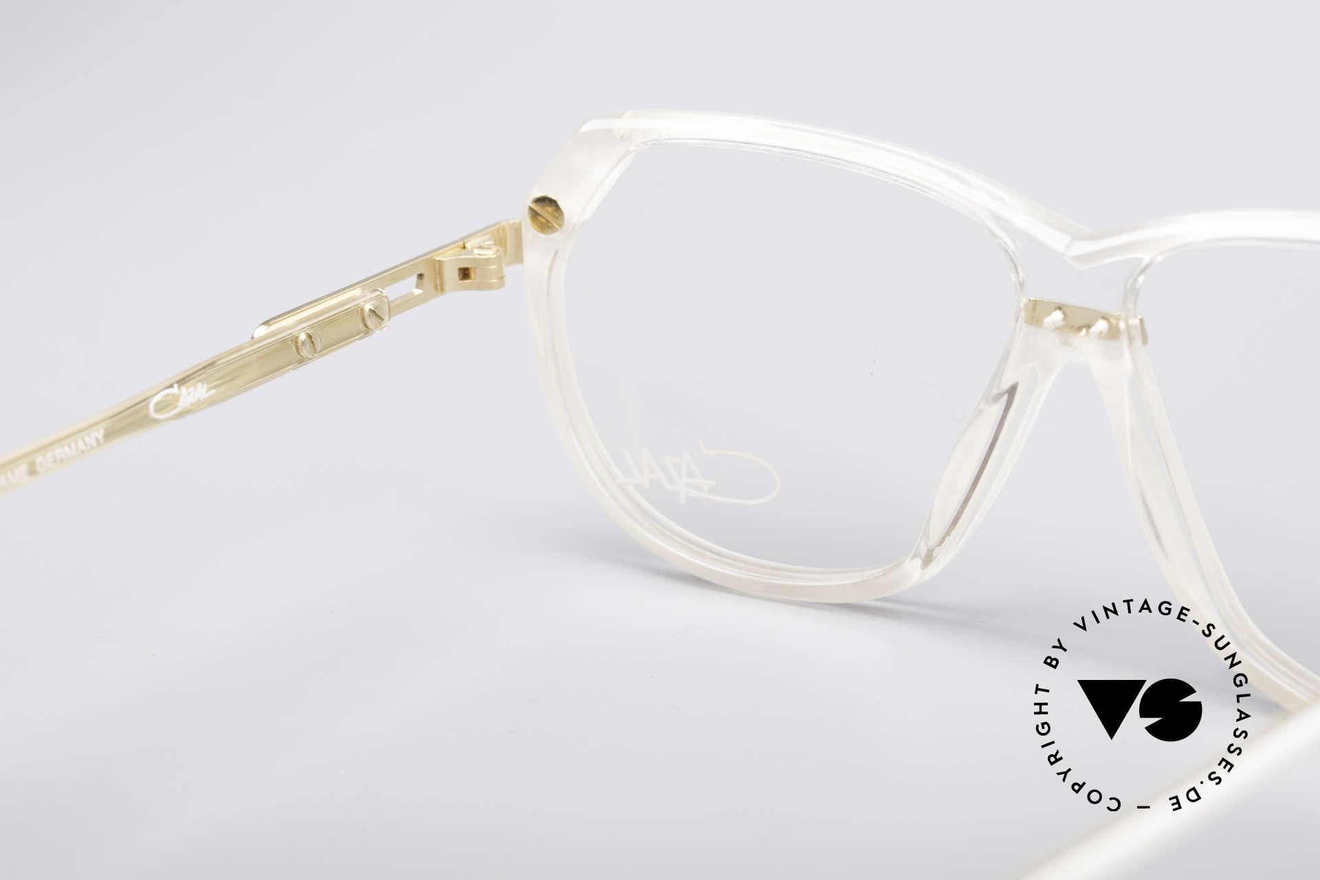 Cazal 339 90's Vintage Designer Specs, Size: small, Made for Women