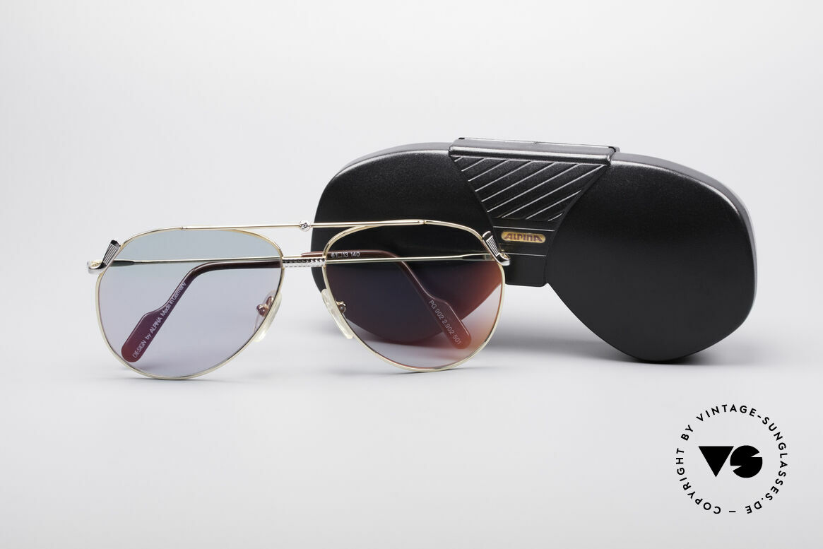 Alpina PG 902 Vintage Golf Sunglasses
