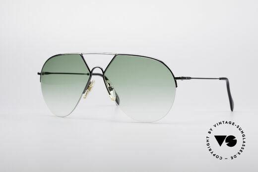 Alpina TR3 Style 80's Aviator Sunglasses Details