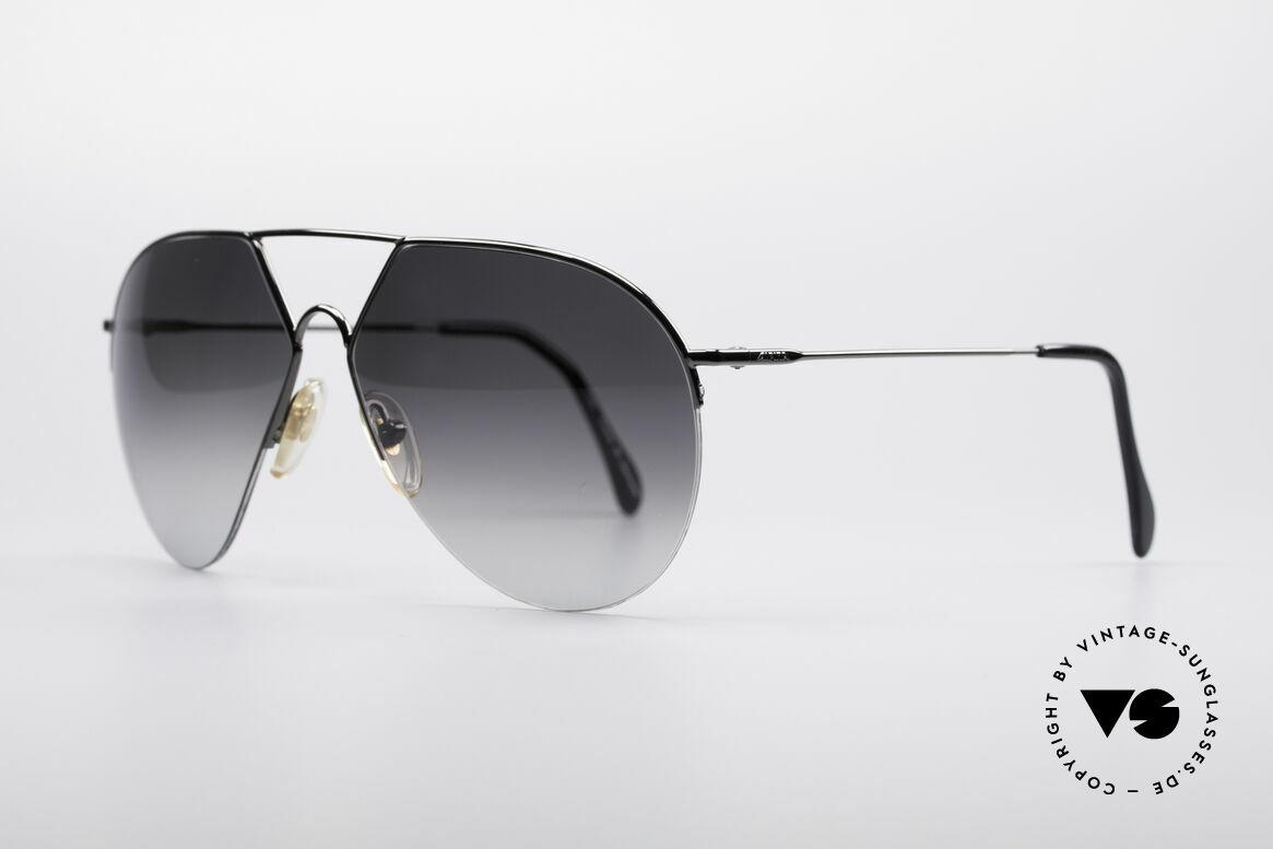 Alpina TR3 Style 80's Aviator Sunglasses