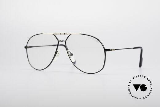 Alpina M1F750 Classic Aviator Eyeglasses Details