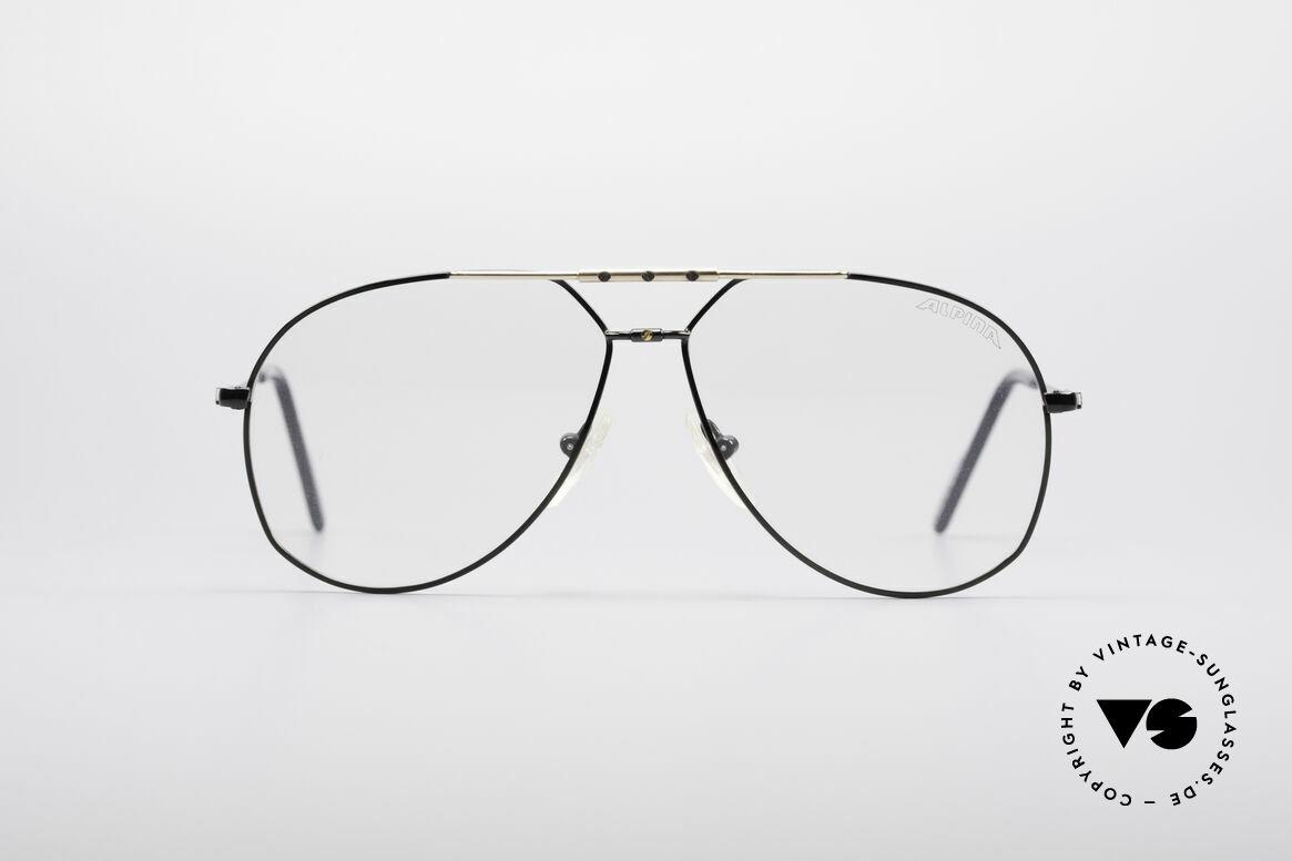Alpina M1F750 Classic Aviator Eyeglasses