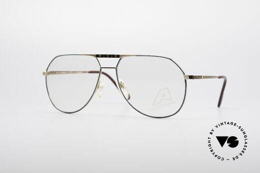Alpina FM27 Classic Aviator Eyeglasses Details