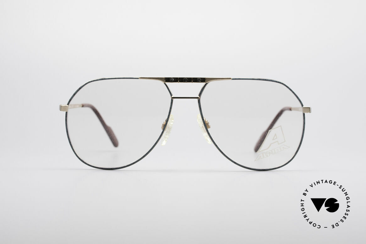Alpina FM27 Classic Aviator Eyeglasses