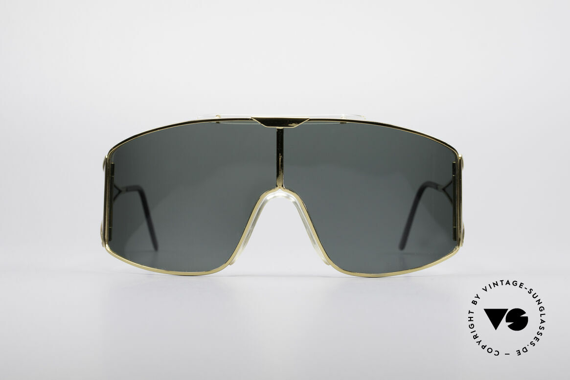 Alpina Stratos Polarized Vintage Shades, sporty Alpina Stratos vintage sunglasses from 1989, Made for Men