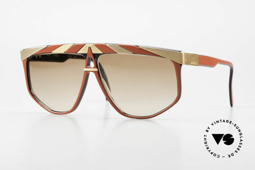 Alpina G82 Vintage Shades 80's Gold Plated Details