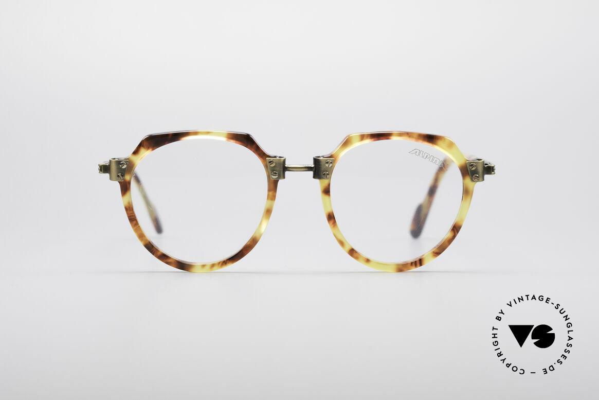 Alpina SCF 90's Vintage Panto Glasses