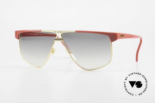Alpina Targa Florio 33 Rallye Sunglasses Vintage 80's Details