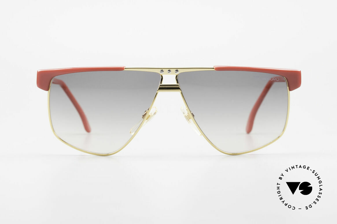 Alpina Targa Florio 33 Rallye Sunglasses Vintage 80's, named after the famous rallye 'Targa Florio' (Sicily), Made for Men and Women