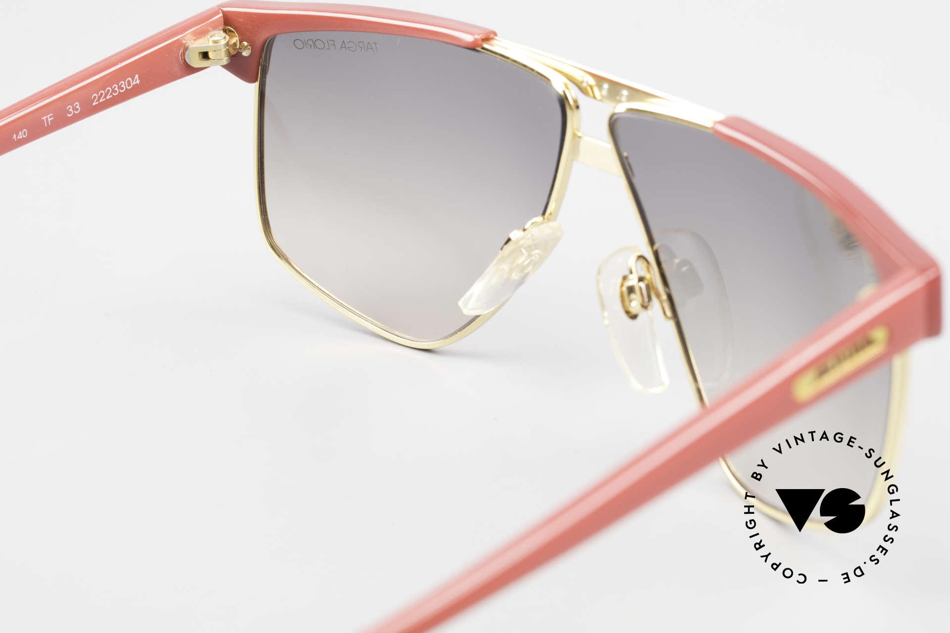 Alpina Targa Florio 33 Rallye Sunglasses Vintage 80's, sun lenses can be replaced with prescription lenses, Made for Men and Women
