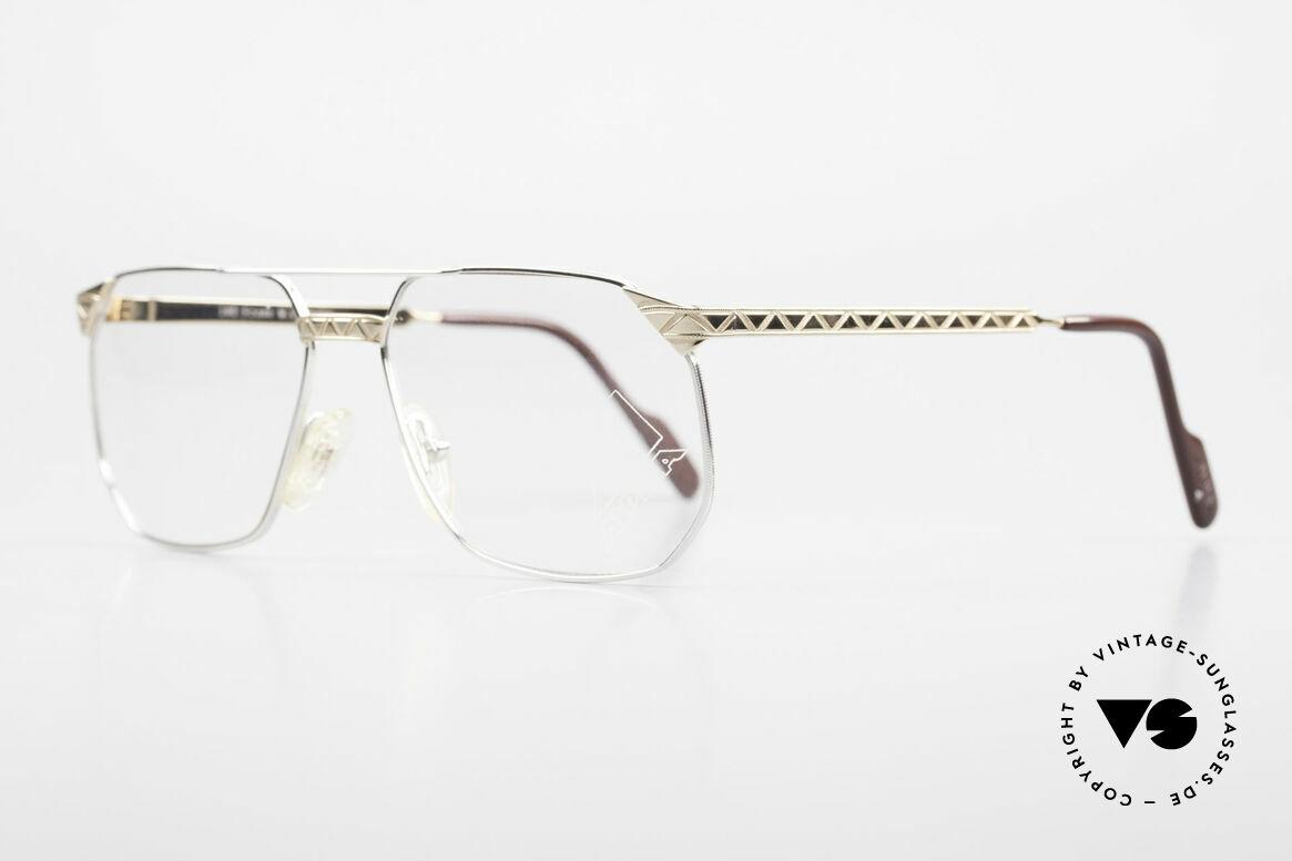 Alpina FM34 80's Designer Frame No Retro, striking masculine design and 1st class comfort, Made for Men