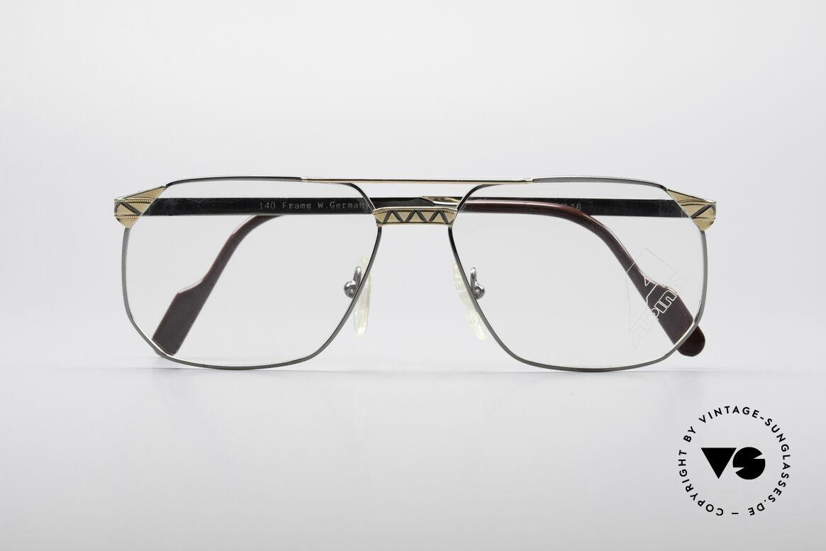 Alpina FM34 80's Designer Frame No Retro, Size: medium, Made for Men