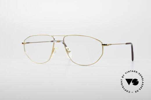 Alpina FM41 Classic Vintage Eyeglasses Details
