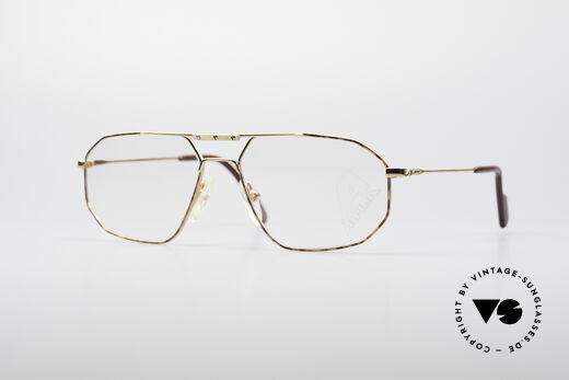 Alpina FM48 Classic Vintage Eyeglasses Details