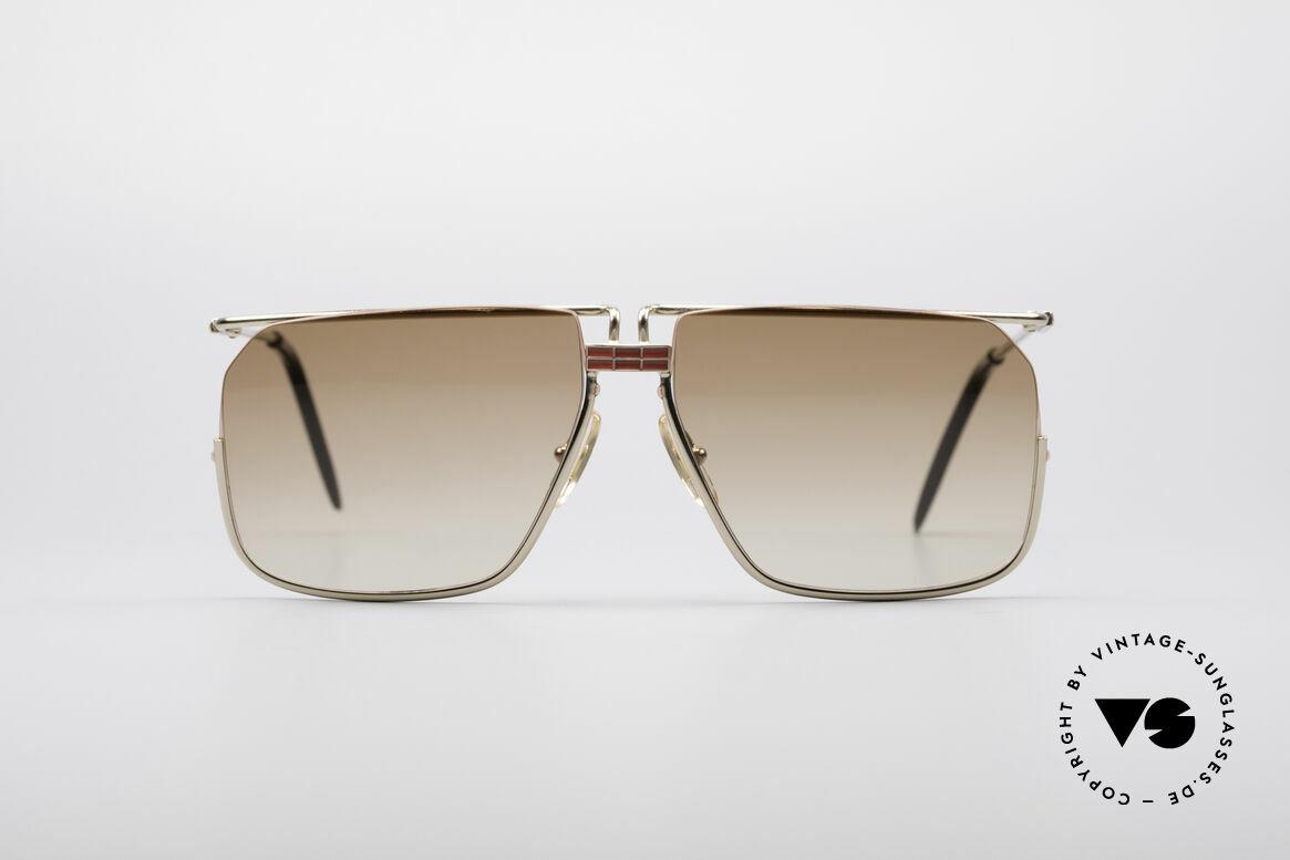 Ferrari F18 Rare 80's Men's Shades, striking vintage sunglasses by FERRARI from the 1980's, Made for Men
