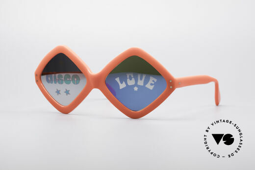 Neostyle Disco And Love Sunglasses Details
