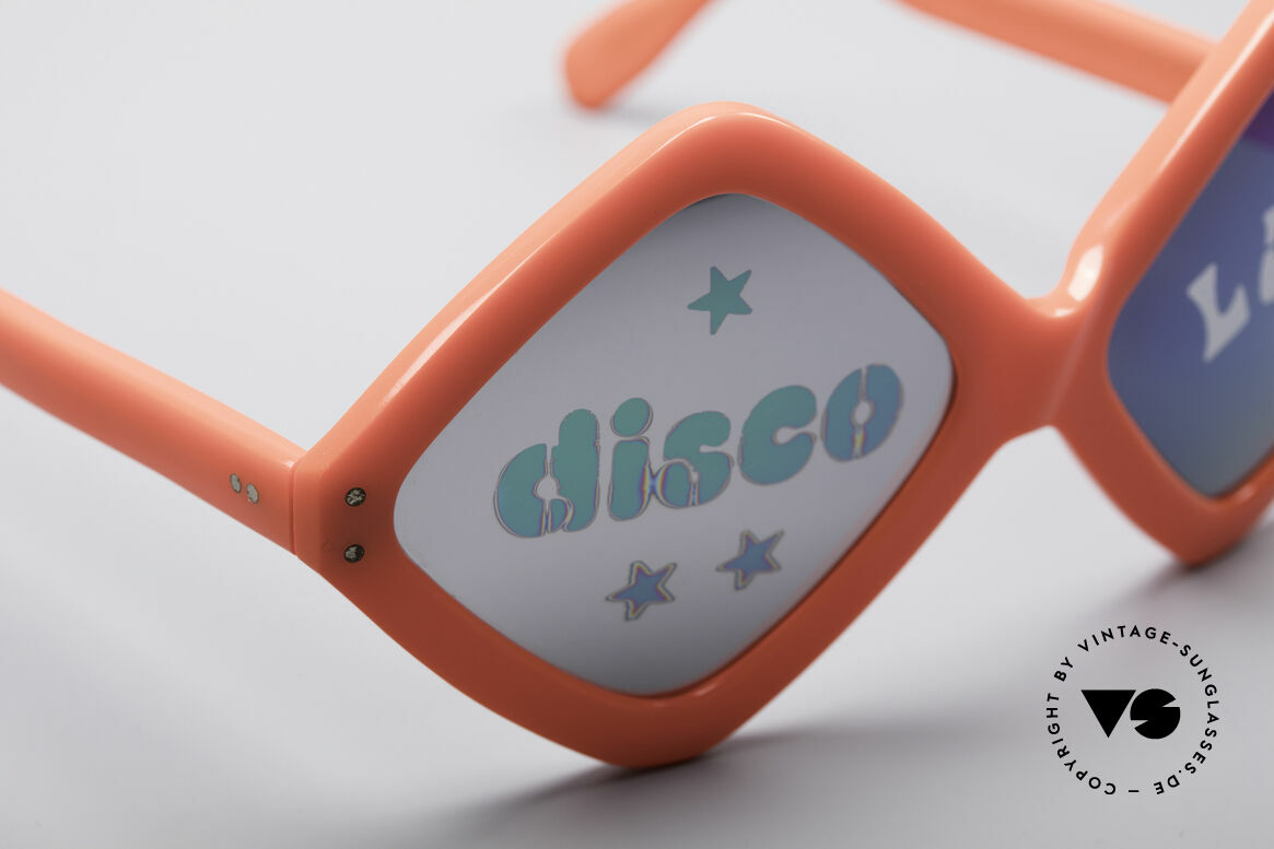 Neostyle Disco And Love Sunglasses, nevertheless, rather a collector's / museum piece, Made for Women