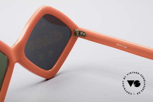 Neostyle Disco And Love Sunglasses, in any case, a are old original in unworn condition, Made for Women