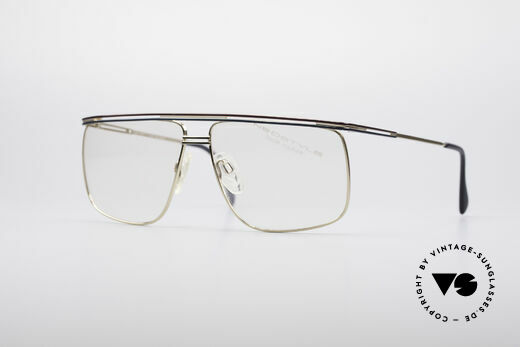 Neostyle Jet 22 80's Men's Eyeglasses Details