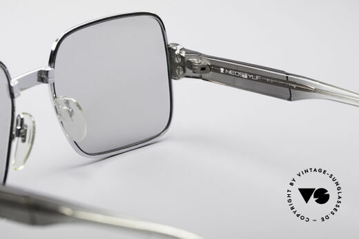 Neostyle Office 40 Old School Sunglasses, NO RETRO, but an old ORIGINAL in M size 56-18, Made for Men