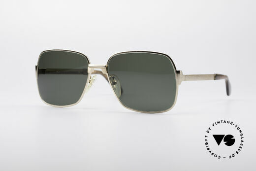 Neostyle Society 120 60's Vintage Sunglasses Details