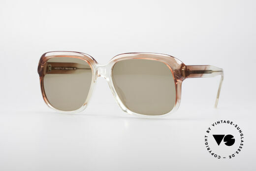 Neostyle Task 6 70's Old School Sunglasses Details