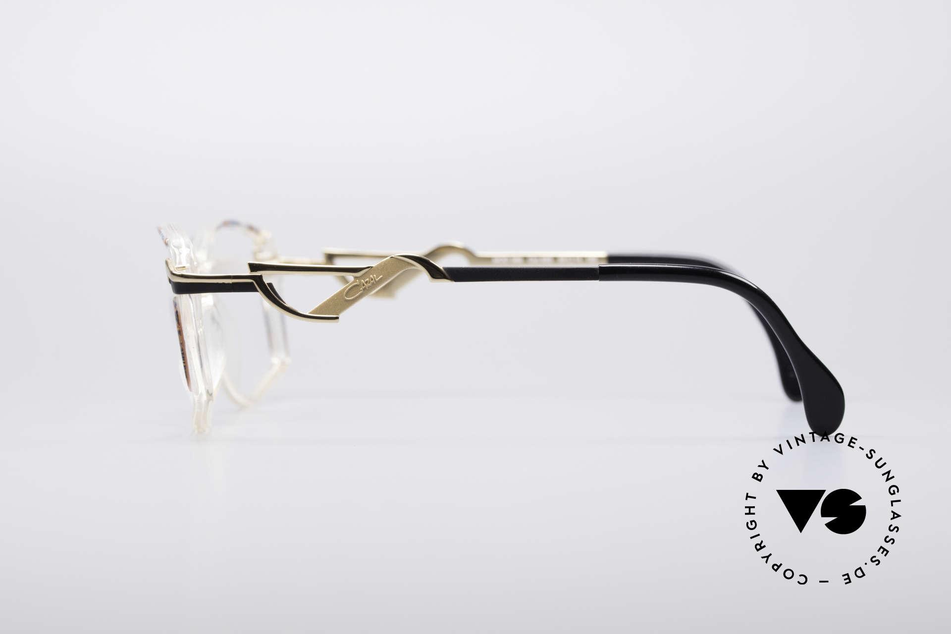 Cazal 369 90's Ladies Designer Glasses, never used (like all our rare VINTAGE CAZAL eyewear), Made for Women