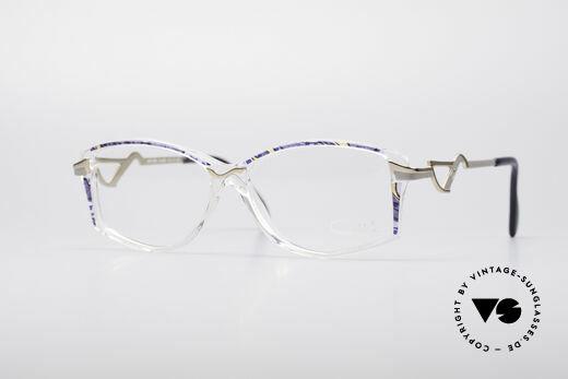 Cazal 369 90's Ladies Designer Glasses Details