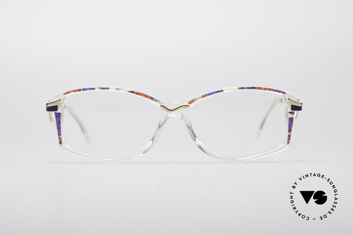 Cazal 369 90's Vintage No Retro Specs, designer glasses by famous CAri ZALloni (Mr. CAZAL), Made for Women