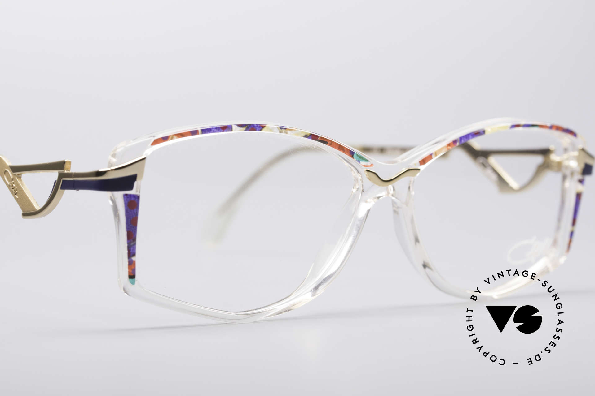 Cazal 369 90's Vintage No Retro Specs, never used (like all our rare VINTAGE CAZAL eyewear), Made for Women