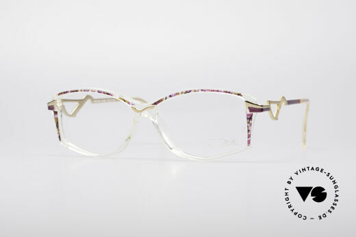Cazal 369 90's Vintage No Retro Specs Details