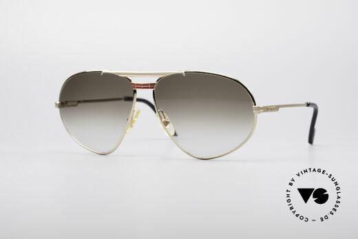 Ferrari F12 80's Luxury Sunglasses Men Details