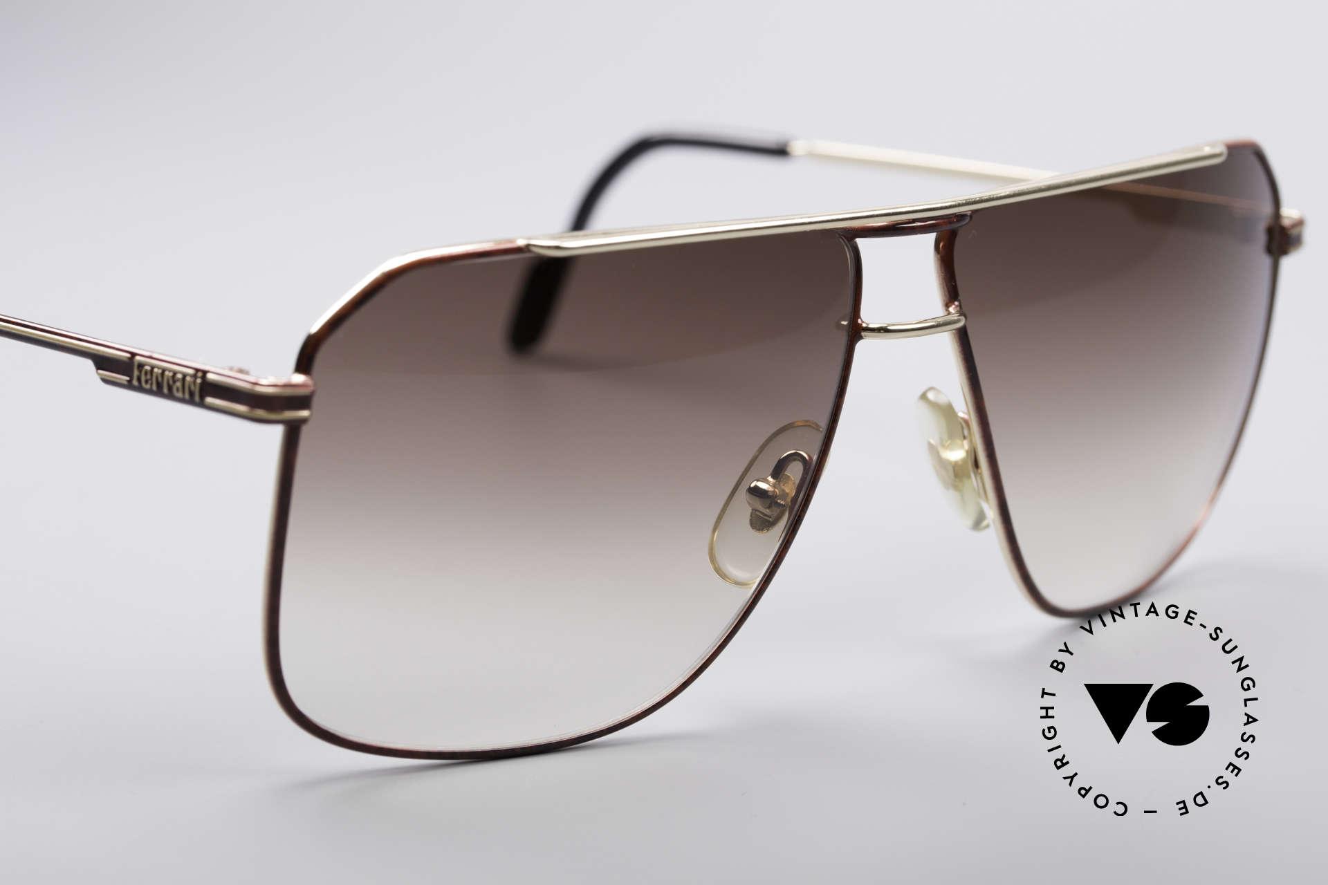 7349886bb7c Sunglasses Ferrari F24 80 s Men s Vintage Shades