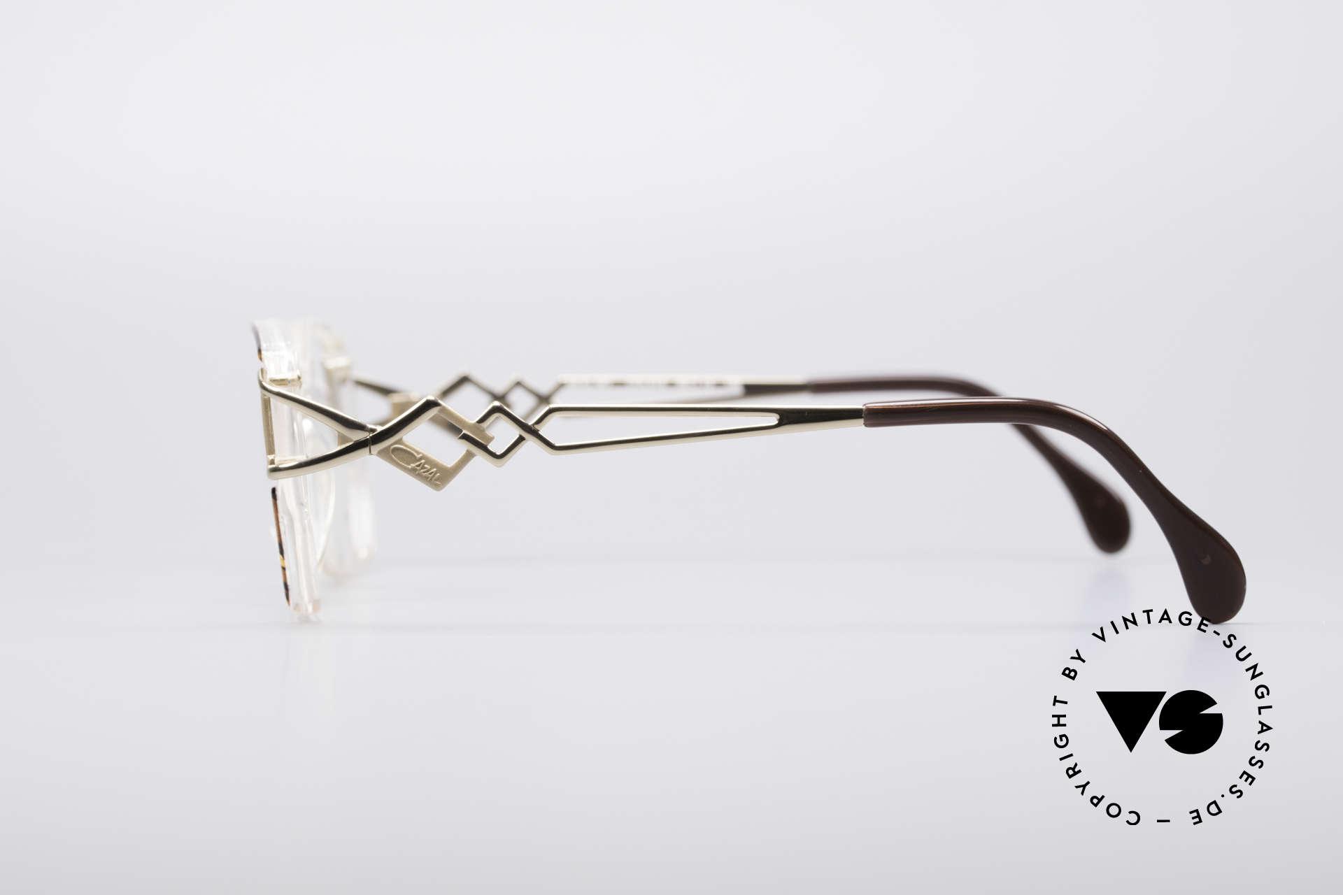 Cazal 367 90's Vintage Frame No Retro, new old stock (like all our rare vintage Cazal eyewear), Made for Women