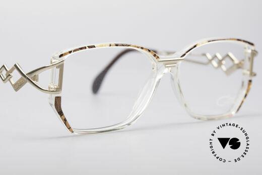Cazal 367 90's Vintage Frame No Retro, NO RETRO glasses, but original 90's frame, size 53/13, Made for Women