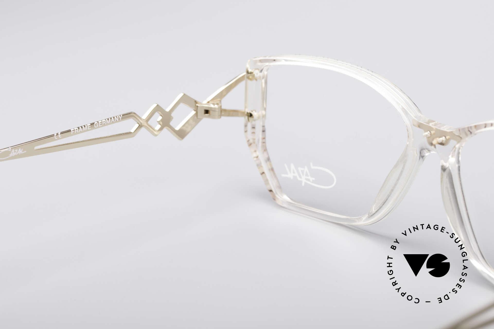 Cazal 367 90's Vintage Frame No Retro, Size: medium, Made for Women