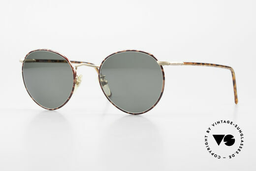 Giorgio Armani 186 No Retro Sunglasses Original Details