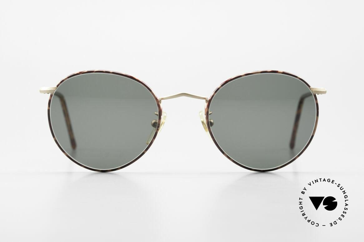 Giorgio Armani 186 No Retro Sunglasses Original, timeless vintage Giorgio Armani designer sunglasses, Made for Men