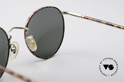 Giorgio Armani 186 No Retro Sunglasses Original, NO RETRO SPECS, but an unique 25 years old original, Made for Men