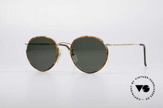 Giorgio Armani 112 90's Panto Sunglasses Details
