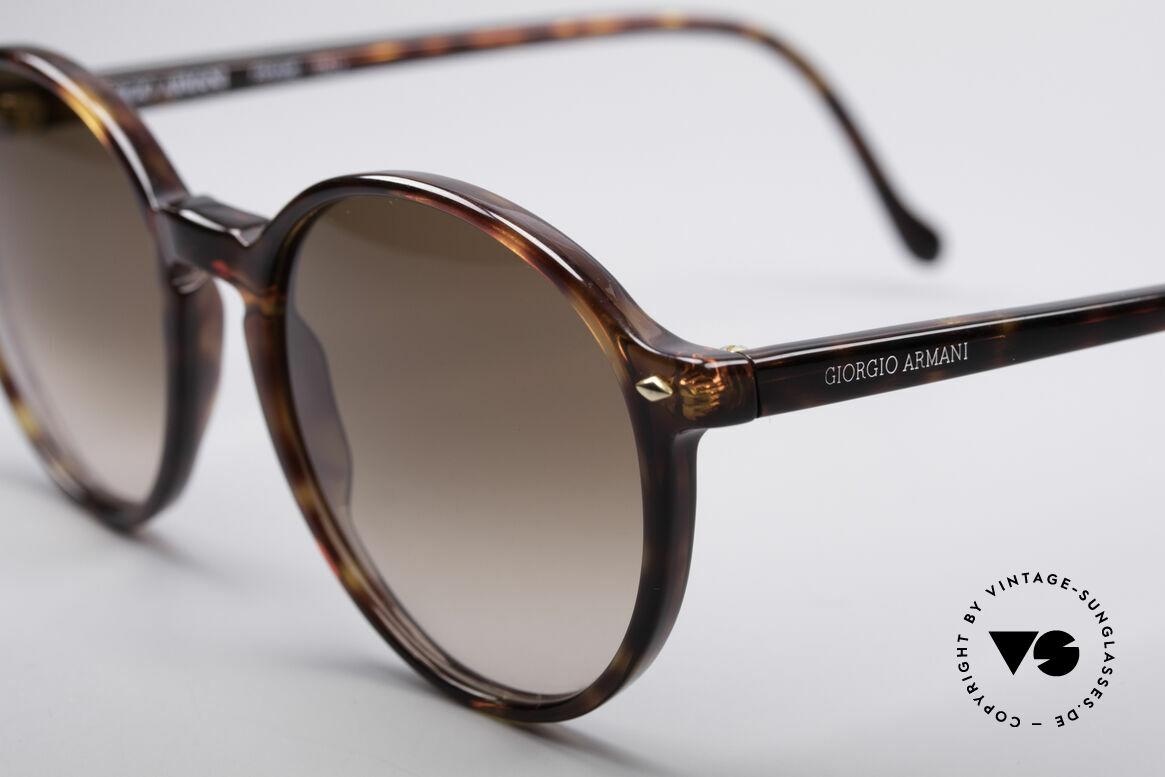 Giorgio Armani 325 No Retro Panto 90's Shades, never worn (like all our classic Giorgio Armani shades), Made for Men