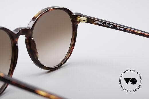 Giorgio Armani 325 No Retro Panto 90's Shades, the sun lenses can be replaced with prescription lenses, Made for Men